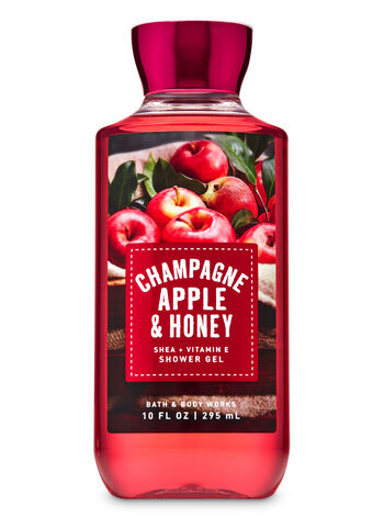 Champagne Apple & Honey Shower Gel - Bath And Body Works