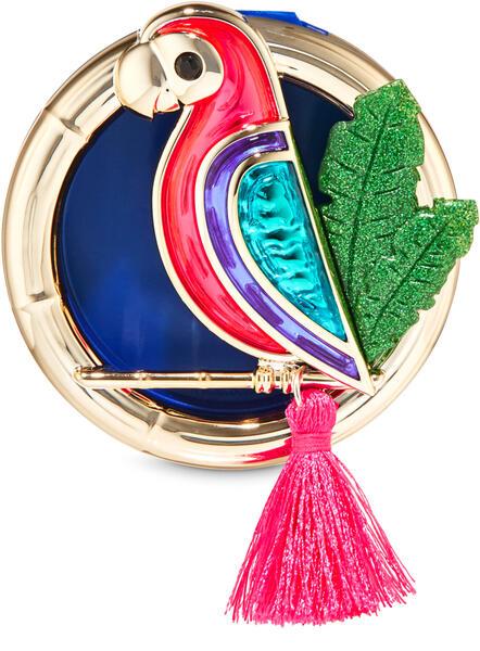 Parrot Visor Clip Car Fragrance Holder