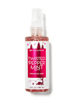 Twisted Peppermint Travel Size Fine Fragrance Mist