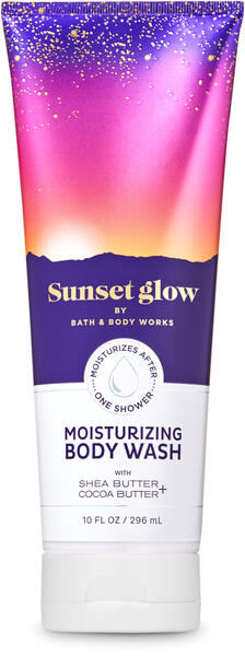 Sunset Glow Moisturizing Body Wash
