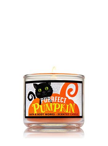Sweet Cinnamon Pumpkin Mini Candle - Bath And Body Works