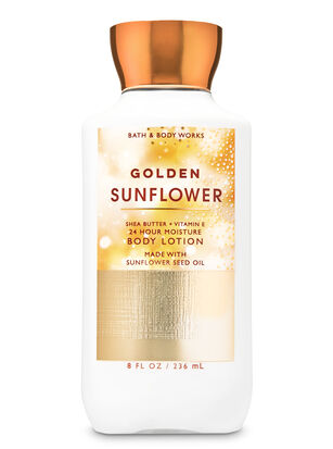 Golden Sunflower Super Smooth Body Lotion