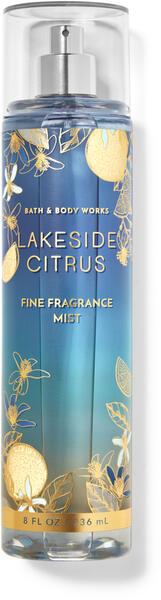 Lakeside Citrus Fine Fragrance Mist