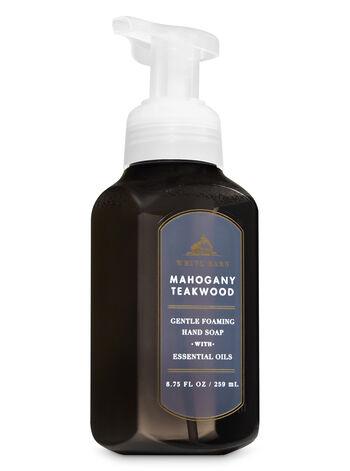 White Barn Mahogany Teakwood Gentle Foaming Hand Soap - Bath And Body Works