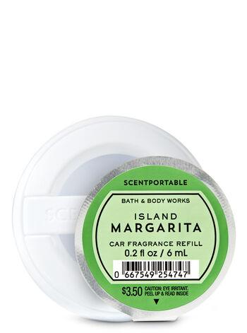 Island Margarita Car Fragrance Refill - Bath And Body Works