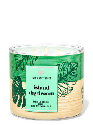Island Daydream 3-Wick Candle