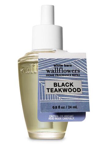 Black Teakwood Wallflowers Fragrance Refill - Bath And Body Works