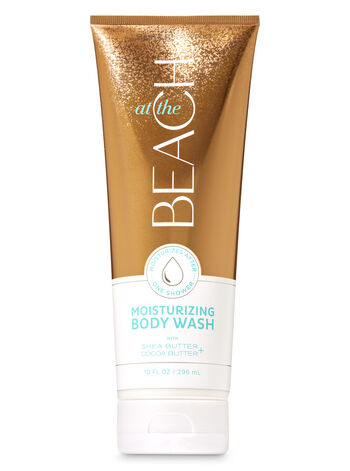At The Beach Moisturizing Body Wash - Bath And Body Works