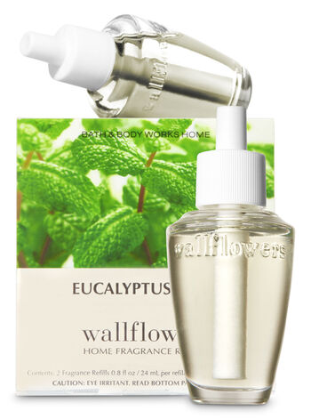 Eucalyptus Mint Wallflowers Refills, 2-Pack - Bath And Body Works