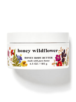 Honey Wildflower Honey Body Butter