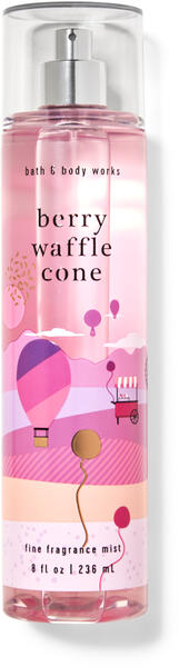 Berry Waffle Cone Fine Fragrance Mist