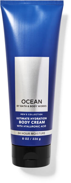 Ocean Ultimate Hydration Body Cream