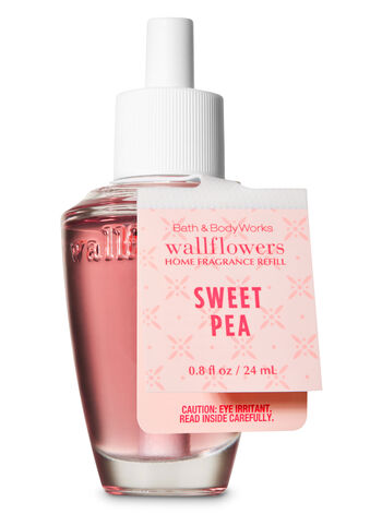 Sweet Pea Wallflowers Fragrance Refill - Bath And Body Works