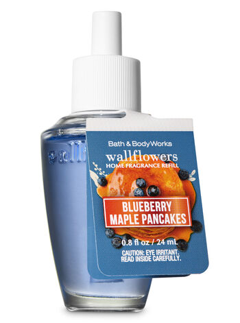Blueberry Maple Pancakes Wallflowers Fragrance Refill - Bath And Body Works