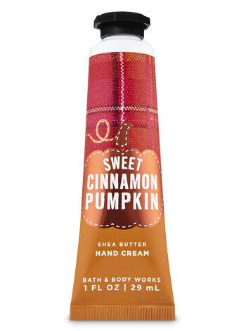 Sweet Cinnamon Pumpkin Hand Cream - Bath And Body Works