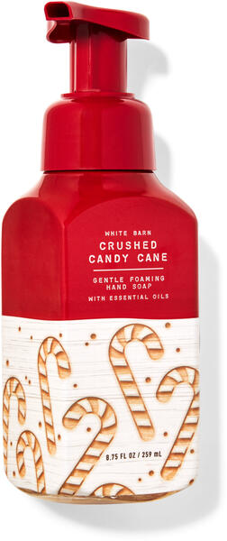 Crushed Candy Cane Gentle Foaming Hand Soap