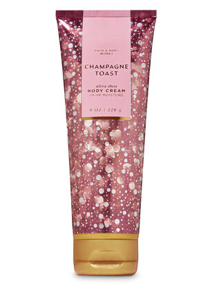 Champagne Toast Ultra Shea Body Cream