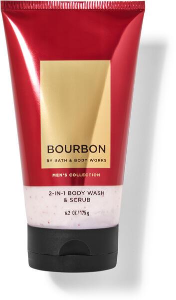 Bourbon 2-in-1 Body Wash & Scrub