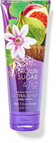 Brown Sugar & Fig Ultra Shea Body Cream