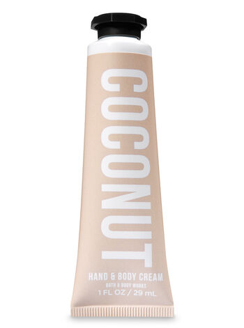 Signature Collection Coconut Hand & Body Cream - Bath And Body Works