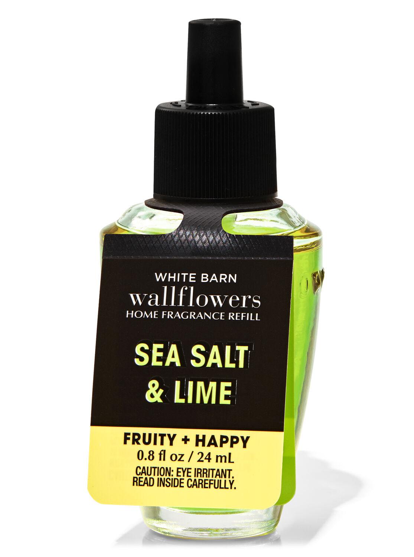 Sea Salt & Lime Wallflowers Fragrance Refill