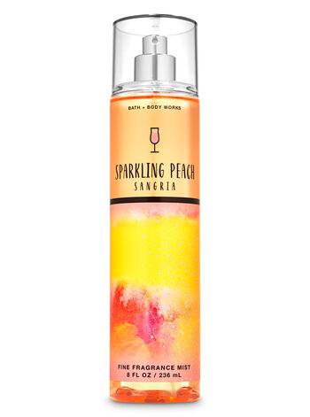 Sparkling Peach Sangria Fine Fragrance Mist - Bath And Body Works