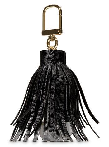 Black & Gray Tassel PocketBac Holder - Bath And Body Works