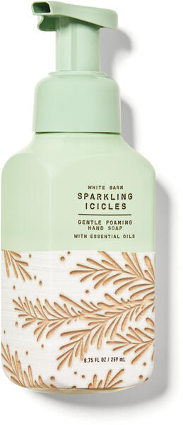Sparkling Icicles Gentle Foaming Hand Soap