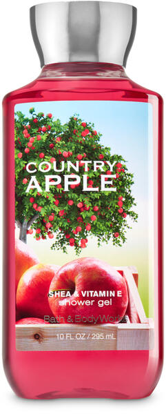 Country Apple Shower Gel