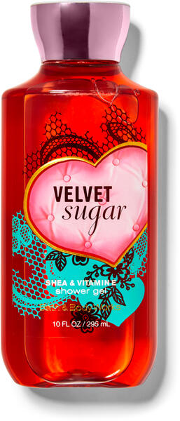 Velvet Sugar Shower Gel