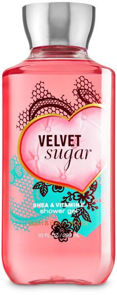Velvet Sugar Shower Gel