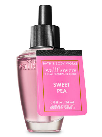 Signature Collection Sweet Pea Wallflowers Fragrance Refill - Bath And Body Works