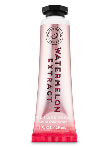 Watermelon Extract Gel Hand Cream - Bath And Body Works