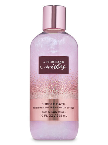 A Thousand Wishes Bubble Bath - Bath And Body Works
