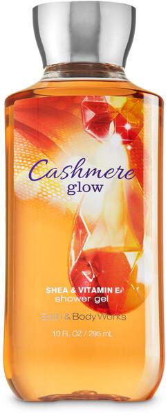 Cashmere Glow Shower Gel