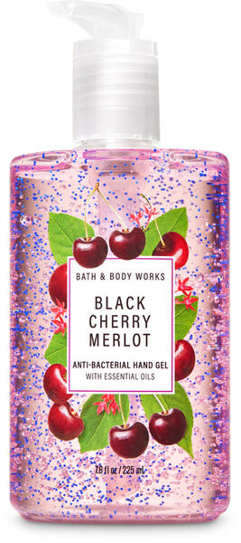 Black Cherry Merlot Hand Sanitizer, 7.6 fl oz