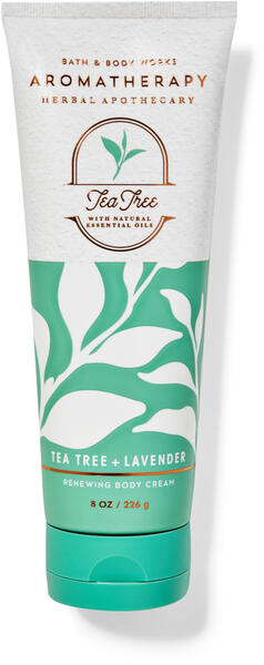 Tea Tree Lavender Body Cream