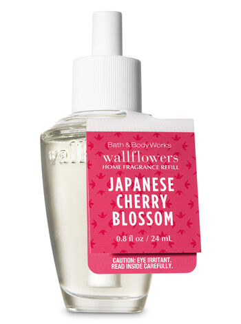Japanese Cherry Blossom Wallflowers Fragrance Refill - Bath And Body Works