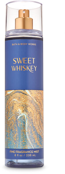 Sweet Whiskey Fine Fragrance Mist