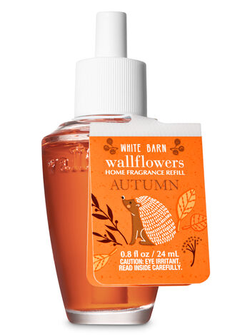 Autumn Wallflowers Fragrance Refill - Bath And Body Works