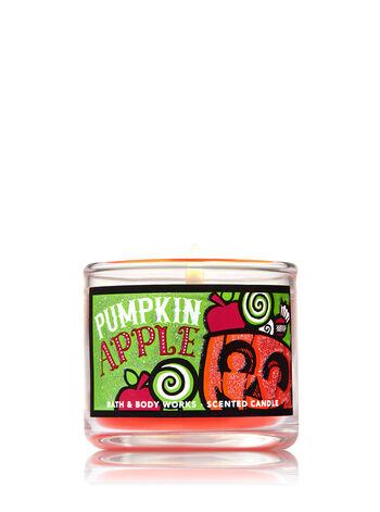 Pumpkin Apple Mini Candle - Bath And Body Works