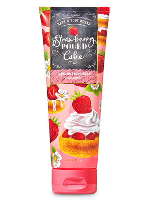 Strawberry Pound Cake Ultra Shea Body Cream