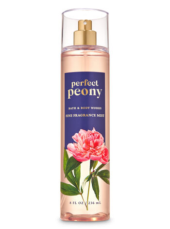 Perfect Peony Fine Fragrance Mist - Bath And Body Works