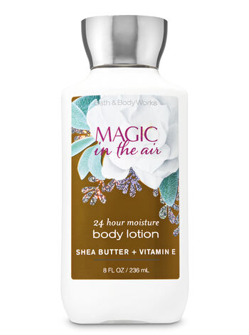 Signature Collection Magic in the Air Super Smooth Body Lotion - Bath And Body Works