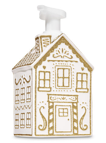 Gingerbread House Soap Dispenser - Bath And Body Works