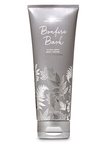 Bonfire Bash Ultra Shea Body Cream - Bath And Body Works