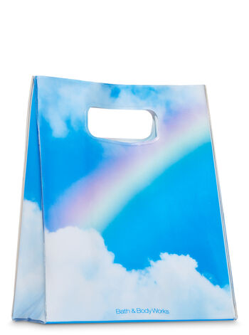 Rainbow Cloud Gift Bag - Bath And Body Works