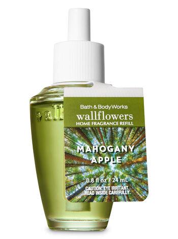 Mahogany Apple Wallflowers Fragrance Refill - Bath And Body Works