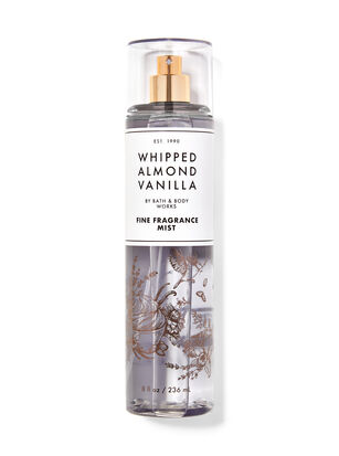Whipped Almond Vanilla Fine Fragrance Mist