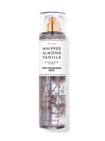 Whipped Almond Vanilla Fine Fragrance Mist
